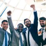 راه هایی برای شادیِ کارکنان در محیط کار - موفقیت