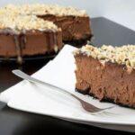 طرز تهیه چیز کیک شکلاتی - آشپزی