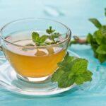 چای لیمو و نعناع