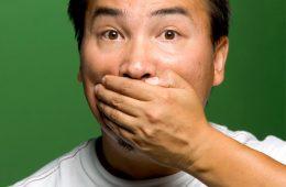 از دلایل بوی بد دهان-سلامت