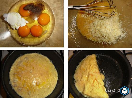 این املت را با نان نخورید!