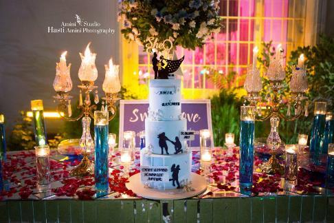 برند شیک طراحی ازدواج بهاره رهنما (عکس)