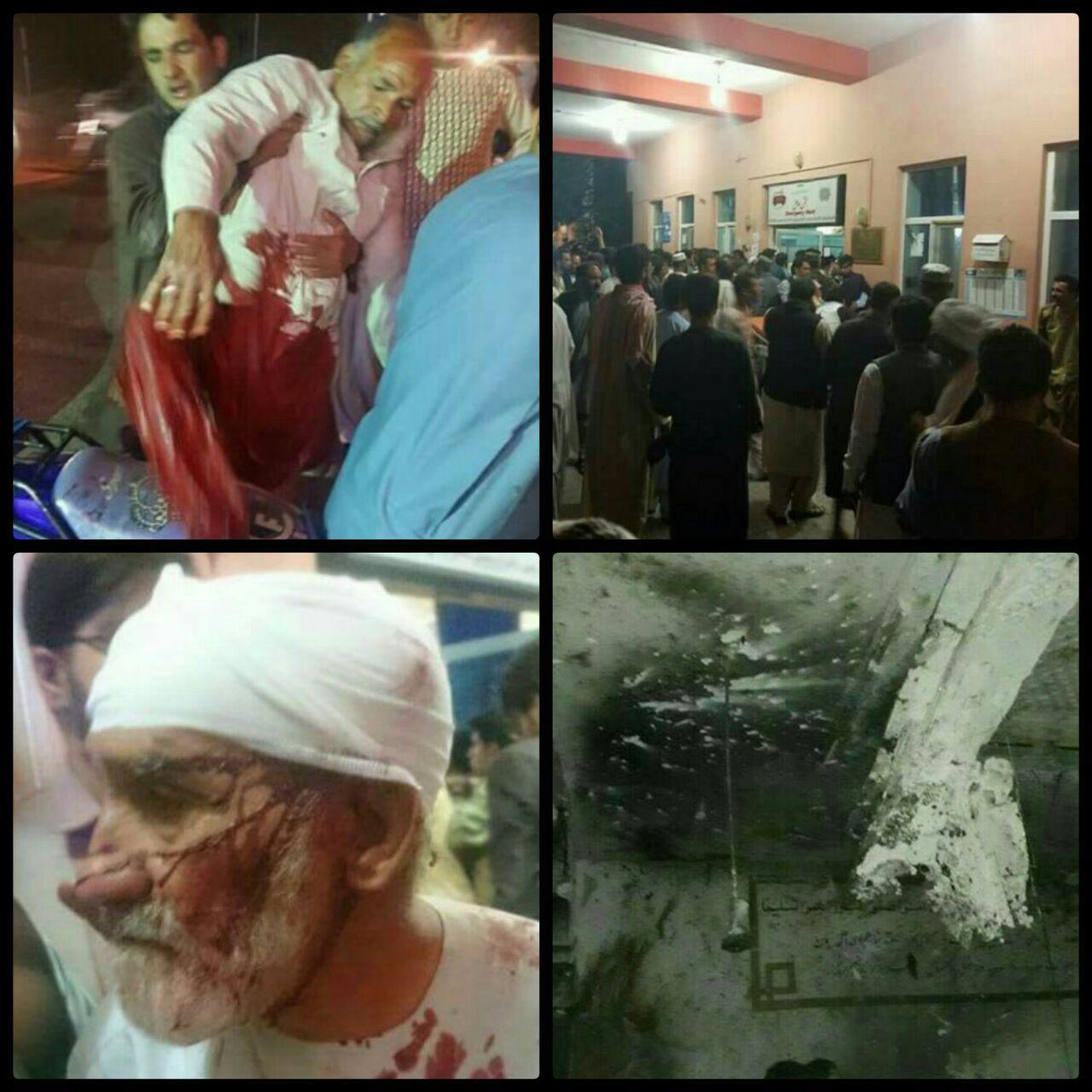 20 کشته در انفجار شهر هرات افغانستان (+عکس)