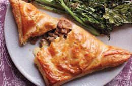 «پیراشکی گوشت و چدار» را امتحان کنید! – آشپزی