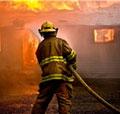 آتش سوزی در انبار سوسیس و کالباس – حوادث