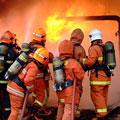 آتش سوزی در مالزی؛ ۲۵ نفر زنده زنده سوختند – حوادث