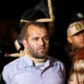 اجرای حکم اعدام قاتل آتنا اصلانی (۱۶+) – حوادث