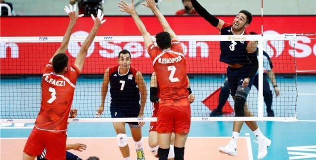ایران۳-آمریکا۲/بازگشترویاییوشوکبهغولوالیبالدنیا – ورزشی