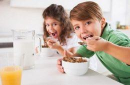 تاثیر صبحانه در پیشگیری از چاقیِ کودکان-سلامت