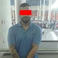 تحویل قاتل فراری به پلیس در فرودگاه امام (ره) – حوادث