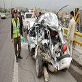 تصادف مرگبار در جاده خاوران – حوادث