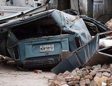 تلفات زلزله مکزیک به ۲۲۶ نفر رسید-حوادث