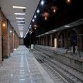 خودکشی مرد ۴۵ ساله در متروی میدان حر – حوادث