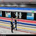 خودکشی دختر ۳۲ ساله در مترو دروازه دولت – حوادث