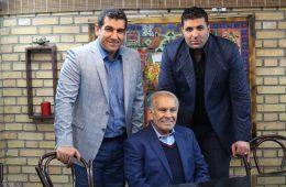 دفترکارتجاری رییس سابق و پسرانش درفدراسیون – ورزشی
