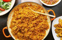 دمپختک مرغ و گوجه فرنگی؛ سریع و خوشمزه – آشپزی
