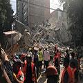 زلزله دوباره مکزیک را لرزاند؛ این بار ۶٫۲ ریشتر – حوادث