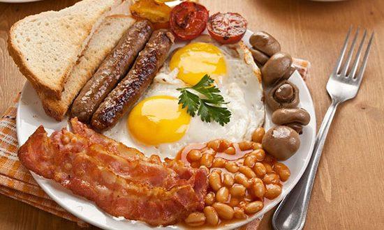 صبحانه در برخی از کشورهای جهان – آشپزی