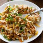 طرز تهیه سالاد بادام زمینی – آشپزی