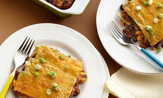 طرز تهیه لازانیا به سبک مکزیکی – آشپزی