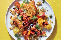 طرز تهیه ماهی با سبزیجات تابستانی – آشپزی