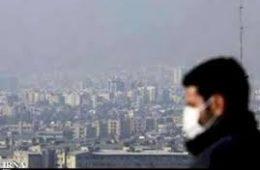 هوای تهران برای افراد حساس ناسالم شد-سلامت