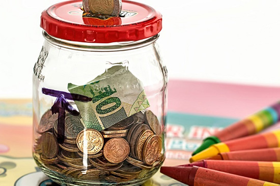 چگونه پول جمع کنیم؟