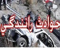 ۵ کشته در تصادف جاده قم ـ اراک-حوادث