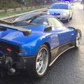 تصادف خودروی ۸ میلیاردتومانی! – حوادث