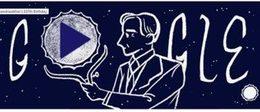 تغییر لوگوی گوگل به مناسبت تولد اخترفیزیکدان برنده نوبل (+عکس)-فناوری