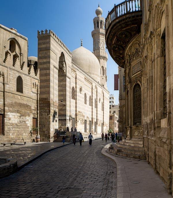 مکان های دیدنی قاهره پایتخت مصر باستان