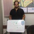 سارق زن نما در شمال تهران حوادث - دستگیری سارق زن نما در شمال تهران - حوادث