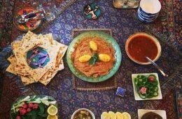 طرز تهیه آبگوشت سنتی یا دیزی خوشمزه و مجلسی