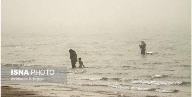 طوفان گرد و خاک در بندرعباس/تعطیلی بنادر مسافری بندرعباس، قشم و هرمز/عکس – حوادث