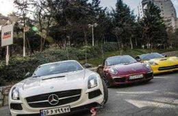ما ایرانیها گرانترین ماشینهای دنیا را سوار میشویم!