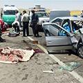 ۱۱ فوتی و مصدوم در تصادف پژو ۴۰۵ و پراید – حوادث