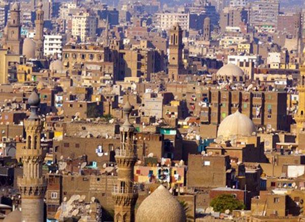 مرکز شهر قاهره- عکس مرکز شهر قاهره