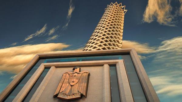 برج قاهره- عکس برج قاهره
