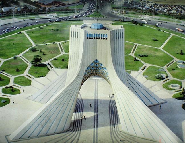 برج آزادی تهران- عکس برج آزادی تهران