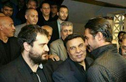 آشتی رحمتی با مربی سابق در بهشت زهرا+عکس – ورزشی