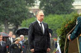 بیوگرافی ولادیمیر پوتین ، رییس جمهور روسیه