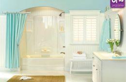 سرويس بهداشتی و حمام خانه خود را بياراييد