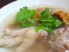 سوپ پای مرغ