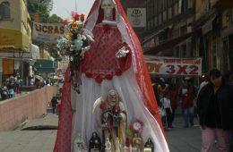 فرشته اسکلتی و فرقه «مرگ پرستی» در مکزیک