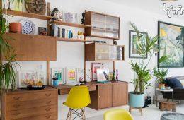 نکات لازم برای طراحی دفتر کار در منزل