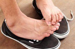 وقتی پاهایمان تاول میزند…