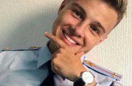 پلیس خوش تیپی که همه را عاشق خود کرد (عکس) – جامعه