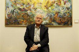 گفت و گو با استاد «محمود فرشچیان»، نقاش نام آشنای ایرانی