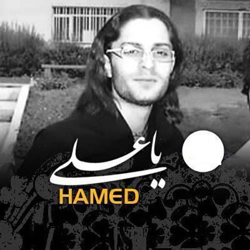 عکس مذهبی خوانی حامد هاکان