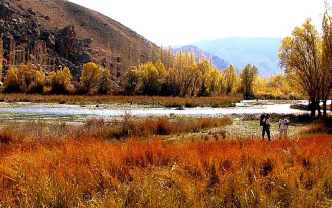 روستای هرانده- عکس روستای هرانده- مسیر غار بورنیک- مسیر روستای هرانده